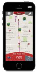 Busted Wallet Cobra Radar Review_App1