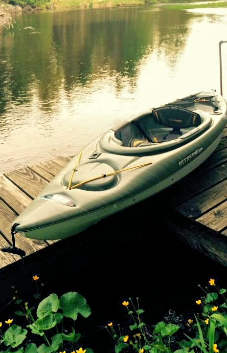 Pelican Intrepid 100X Angler - Kayak Review | Busted Wallet