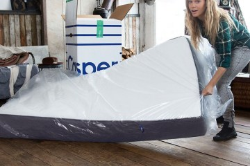 casper bed review tuft amp needle mattress sleep review busted wallet 30127