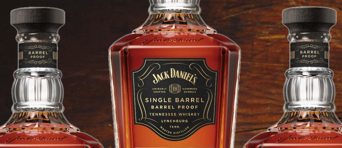 Jack Daniel s Barrel Proof - Drink of the Week  c97b85886