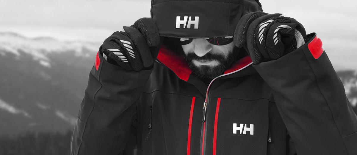 Helly hansen promenade jacket