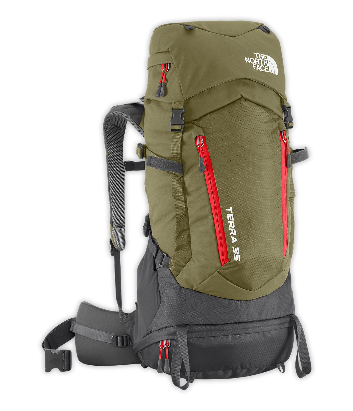 The North Face Terra 35 - Gear Review | Busted Wallet