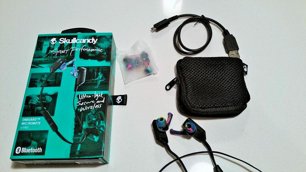 b30e65a0004 skullcandy Key Features: MicroSport Bluetooth; TripleLock Technology ...