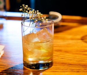 George Dickel Whisky Cumberland River Humdinger Drink Recipe