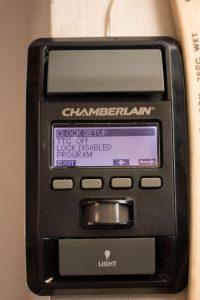 Chamberlain - LCD