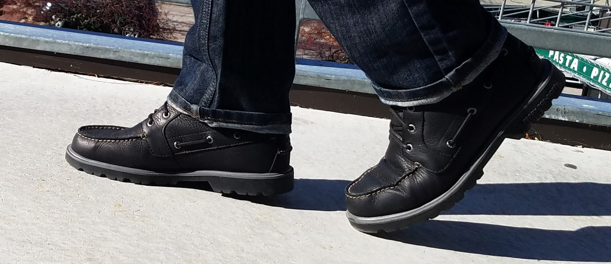 SPERRY AO LUGG BOOT – GEAR REVIEW   Busted Wallet