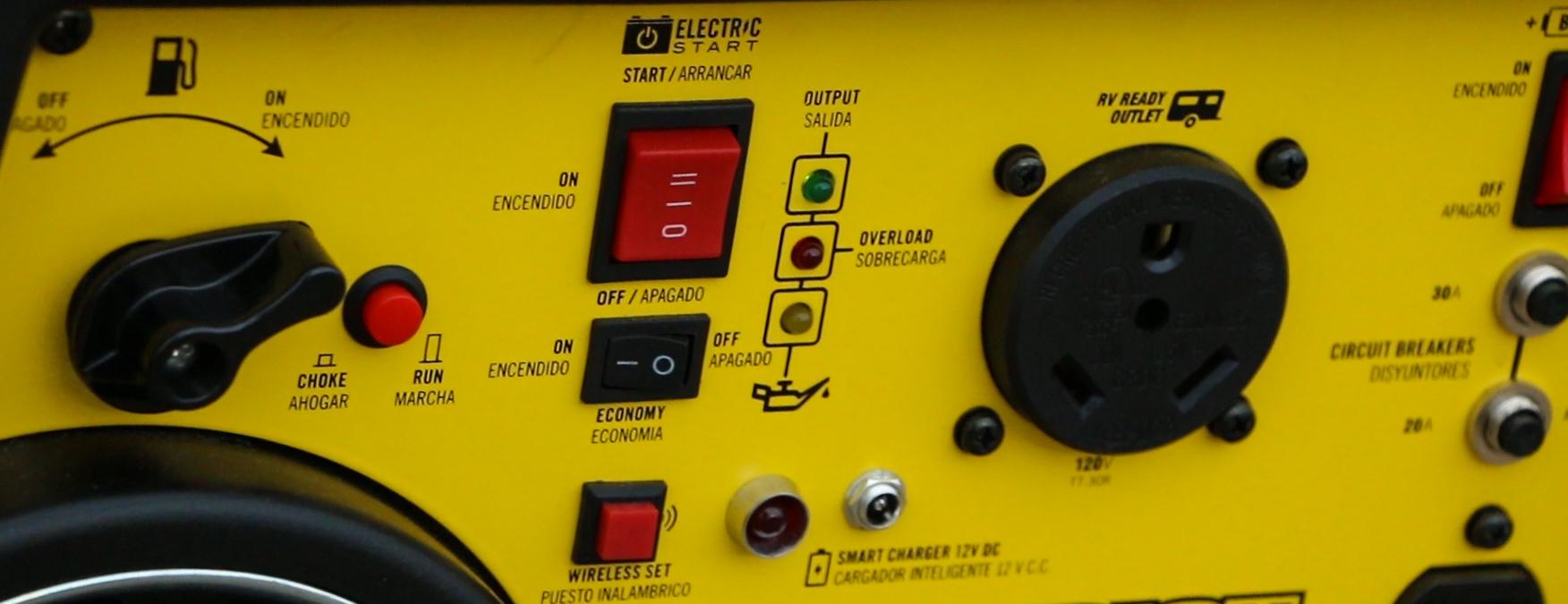 Champion Remote Start Inverter Generator | Busted Wallet