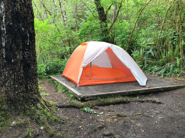 Big Agnes Copper Spur Hv Ul4 - Tent Busted Wallet