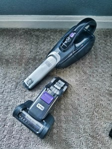 Black Amp Decker Pet 2 In 1 Vacuum Tech Review Busted Wallet
