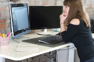 atonamous desk review