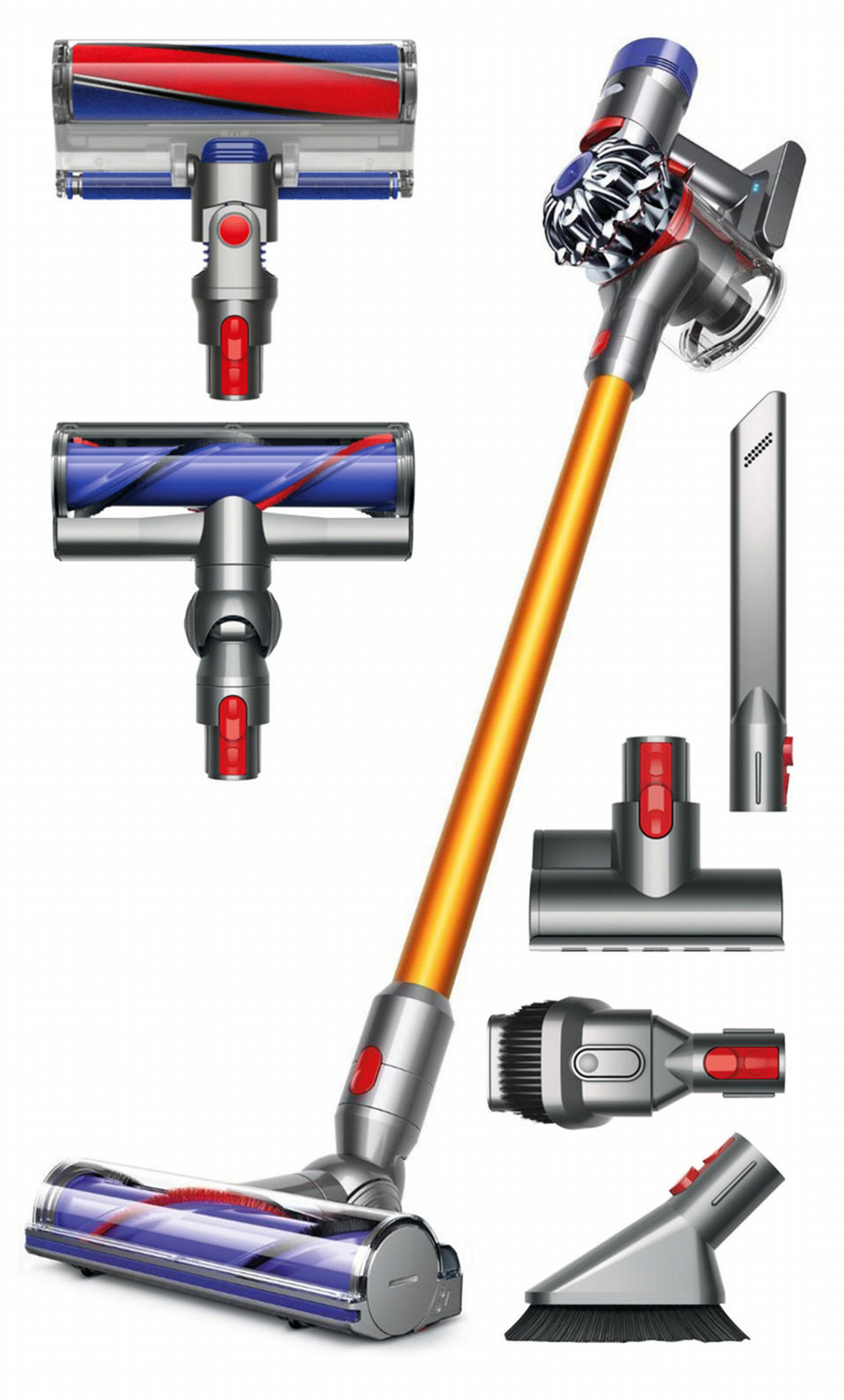 dyson v8 absolute vacuum tech review busted wallet. Black Bedroom Furniture Sets. Home Design Ideas