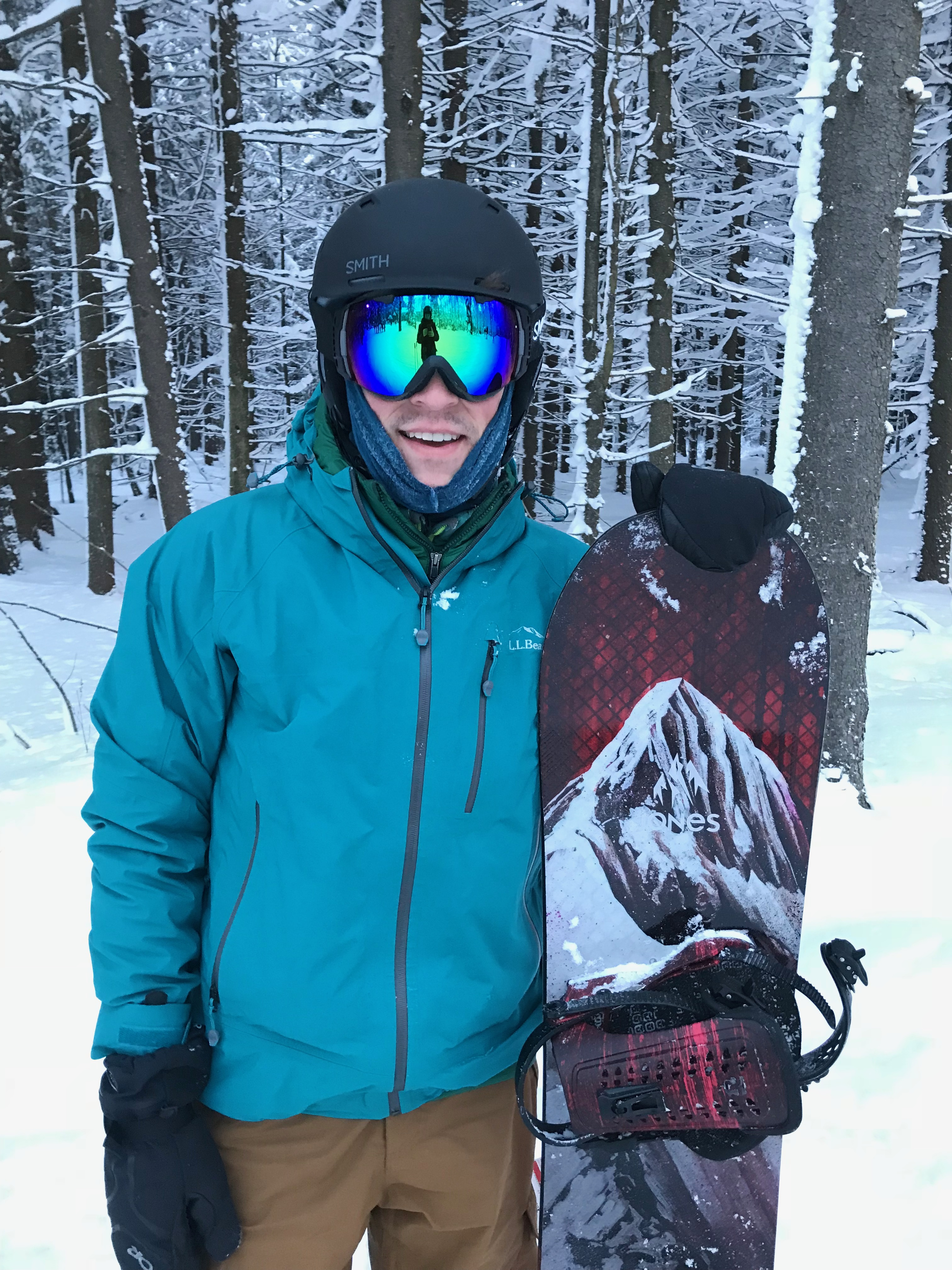 smith quantum snow helmet gear review busted wallet