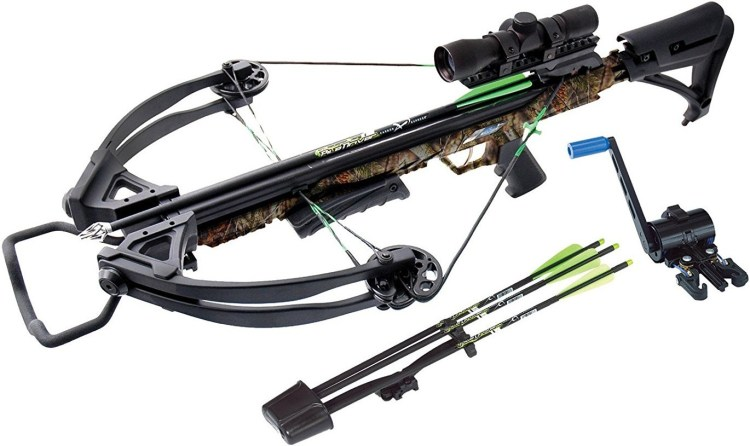 carbon-express-x-force-blade-pro-disruptive-camo-crossbow-and-crank-kit-20309-cx-1dd