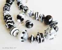 Black and White Series Necklace