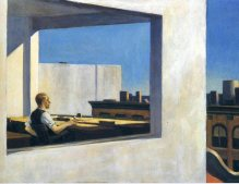 EH Office-in-a-Small-City-by-Edward-Hopper