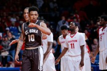 St. Bonaventure Basketball Breaking Bonnies' Big