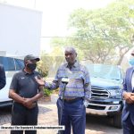Bosso, Dembare donated vehicles are club property