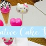 Online Cake Pop Class