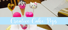 Tween & Adult Cake Pops