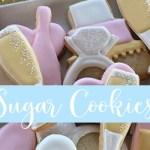 Adult Sugar Cookies