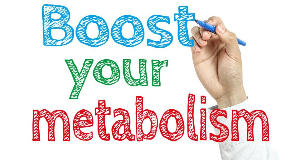 Increasing your metabolism