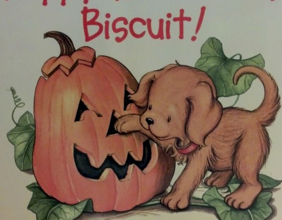 Happy Halloween, Biscuit