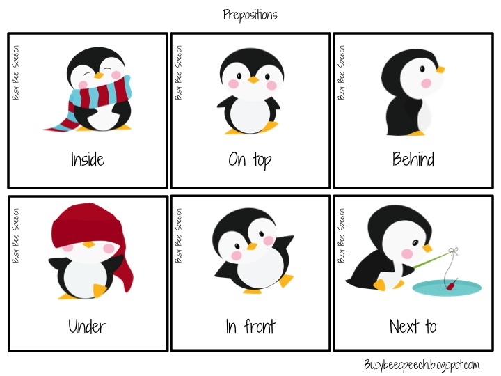penguin theme for preschool penguin preschool language busy bee speech 82506