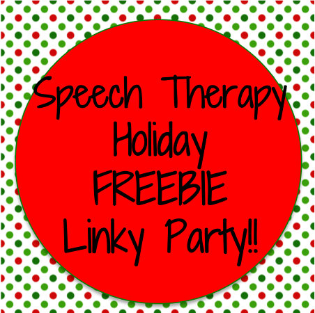 You're Invited! Holiday Freebie Linky Party!