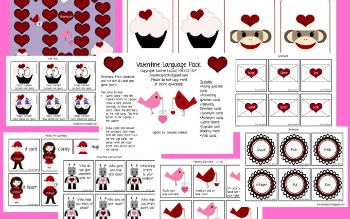 Valentine Language Pack