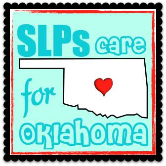 SLPs Care for OK!  How YOU can help!