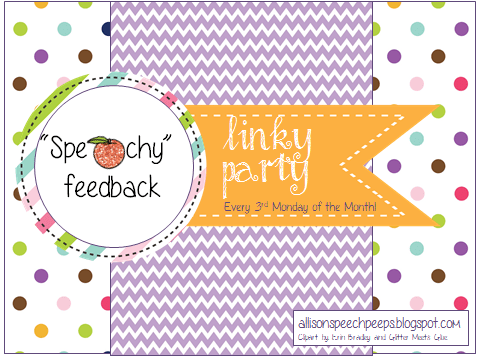 S-Peachy Feedback Linky!