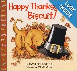 Happy Thanksgiving, Biscuit {FREEBIE}
