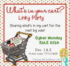 What's In My Cart Linky!