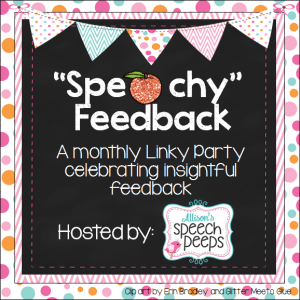 Speachy Feedback