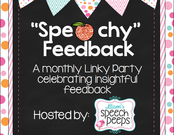 Speechy Feedback May!