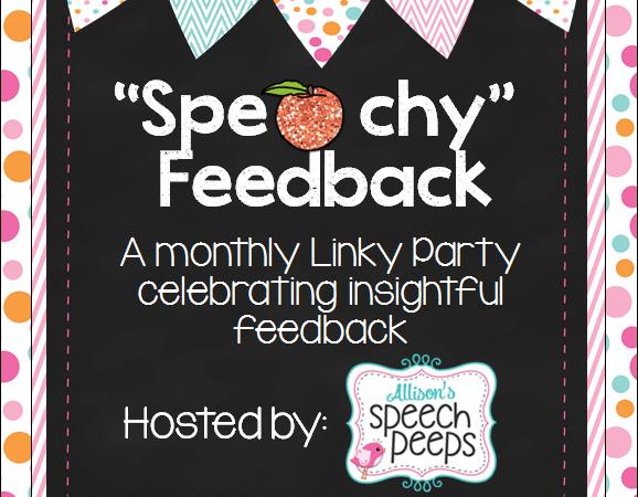 Speechy Feedback May!