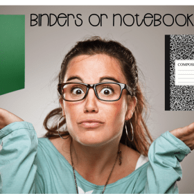 5 Easy Ways to Make the Most of Your Interactive Binders!