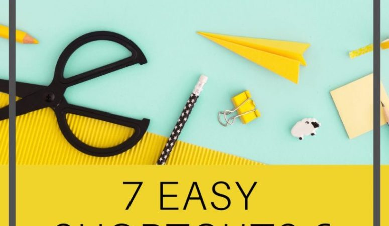 School SLP Series: 7 Easy Shortcuts and Resources for SLPs