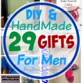 29 diy and handmade gifts for men busybeingjennifer com
