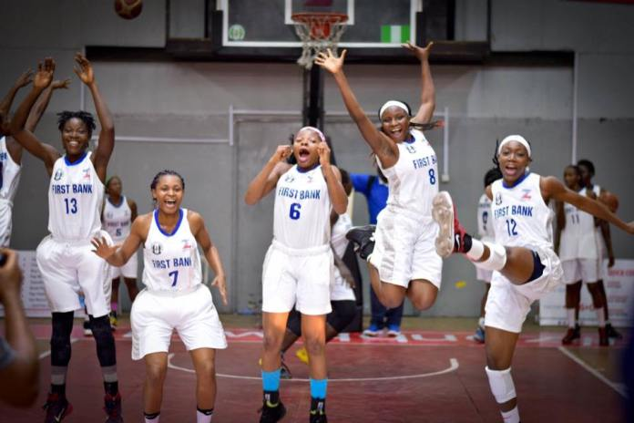 Air Warriors Top Savannah Conference Phase Of Women's Basketball League