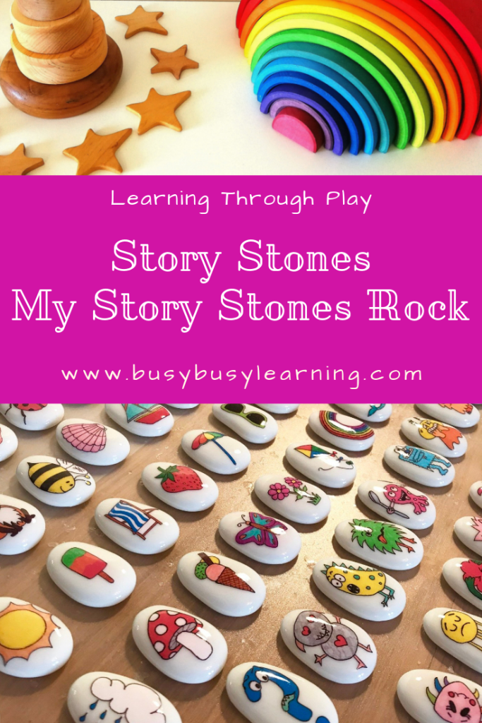 Story Stones - story telling