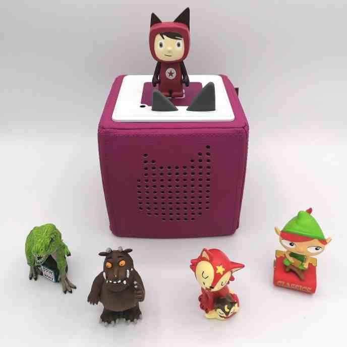 Tonie Box - Tonies - Creative Tonies - Audio player - Gruffalo - Stickman