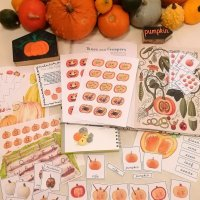 Pumpkin Nature Study and Activities