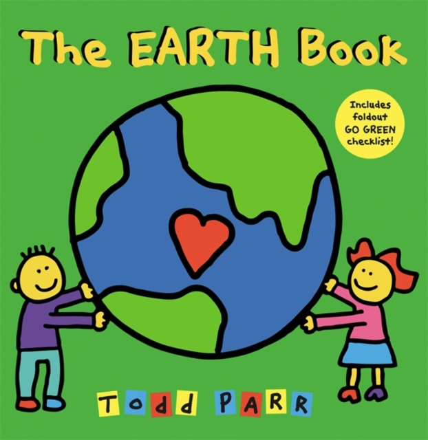 Book - I Love the Earth - Todd Parr