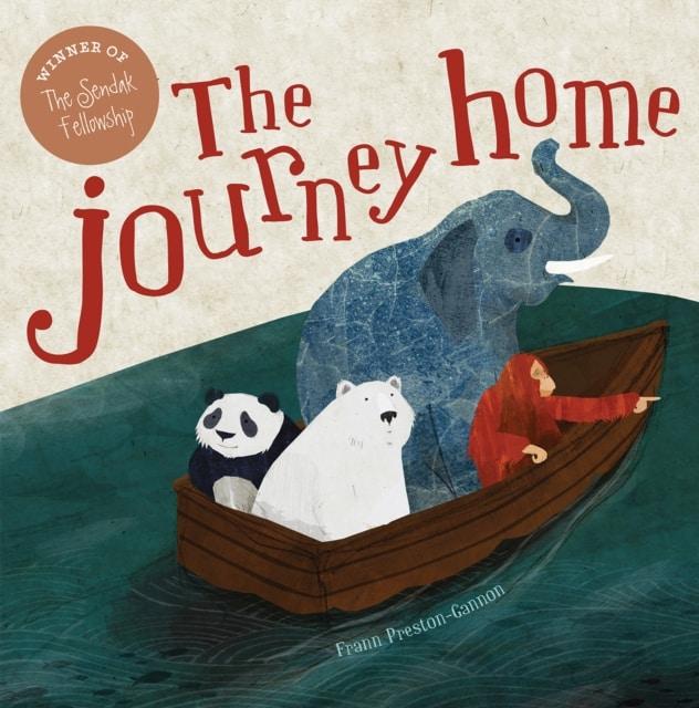 Book - The Journey Home - Frann Preston-Gannon