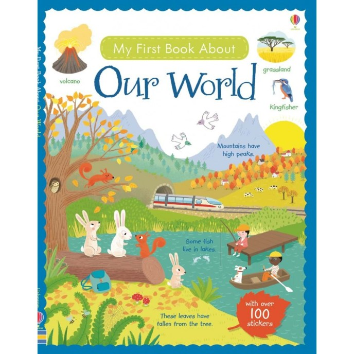 Book - my-first-book-about-our-world