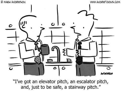 The BusyConf Elevator Pitch