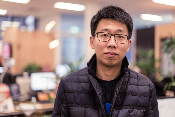 Jack Zhang is the CEO and Co-founder of Airwallex.