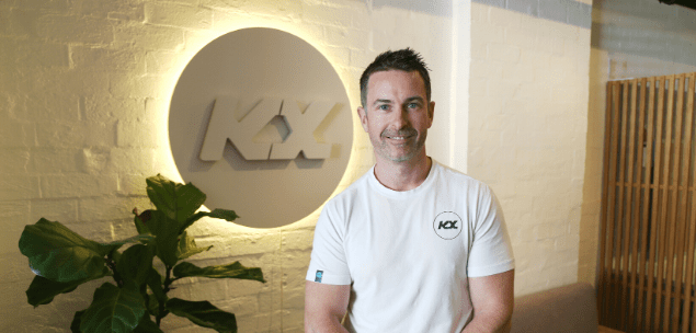 Aaron Smith, KX Pilates