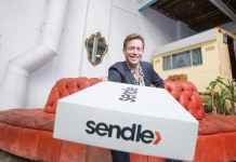 James Chin Moody, CEO of Sendle